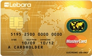Lebara Prepaid MasterCard