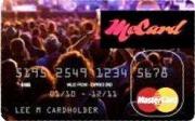 MeCard Prepaid Card
