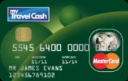 My Travel Cash Prepaid Card