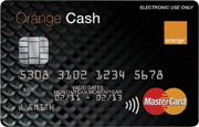 Orange Cash Prepaid Card