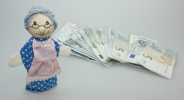 Pensioners Spending